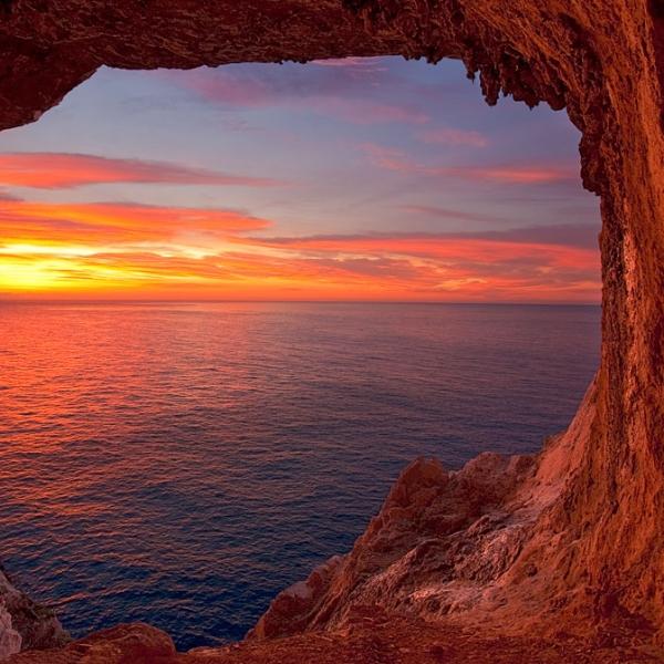 Stampe paesaggi naturali amazing tramonto zen quadro tela for Stampe paesaggi naturali